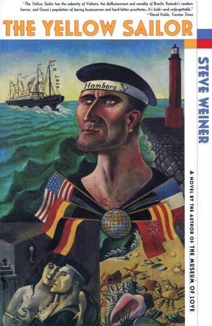 The Yellow Sailor als Buch