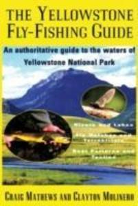 Yellowstone Fly-Fishing Guide als Taschenbuch