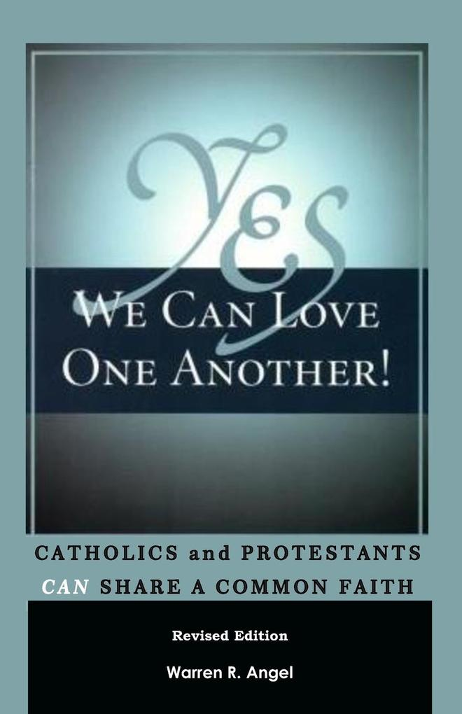 Yes We Can Love One Another! als Taschenbuch
