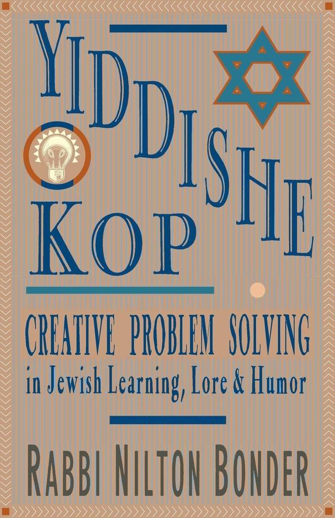 Yiddishe Kop als Buch