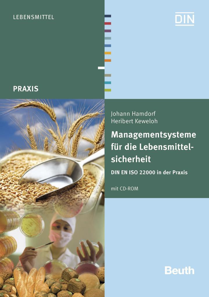 Managementsysteme für die Lebensmittelsicherheit als eBook