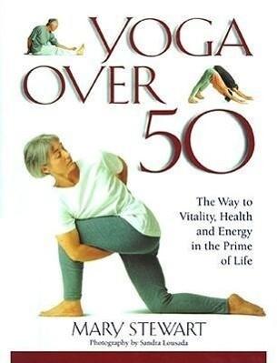 Yoga Over 50 als Taschenbuch