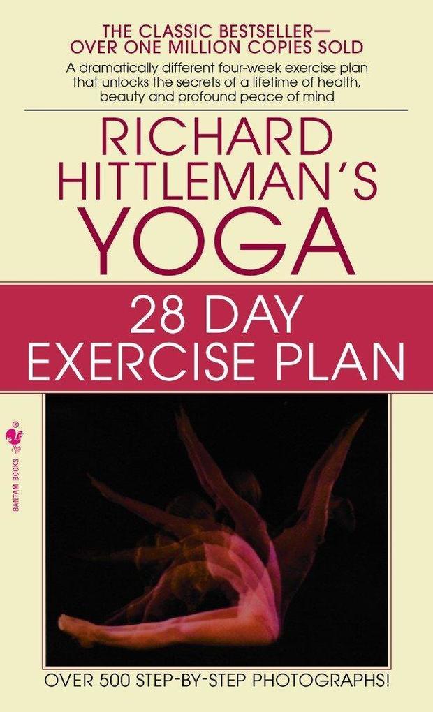 Yoga: 28 Day Exercise Plan als Taschenbuch