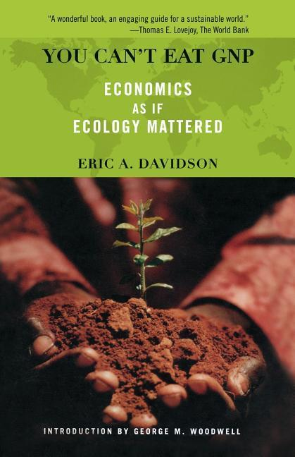 You Can't Eat GNP: Economics as If Ecology Mattered als Taschenbuch