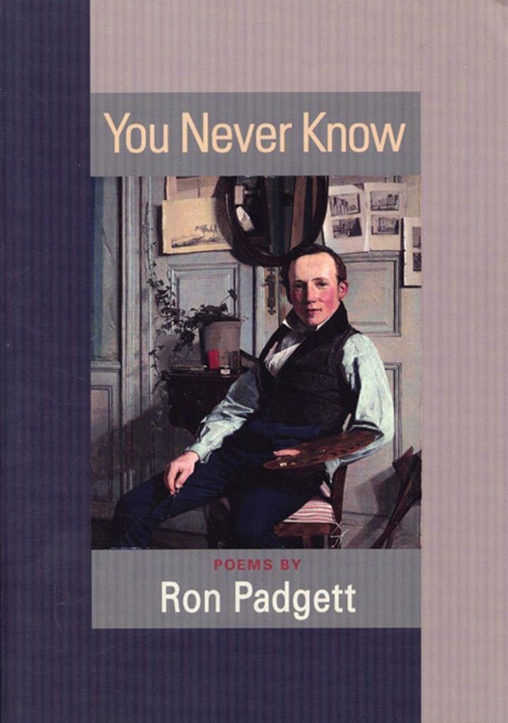 You Never Know: Poems als Taschenbuch