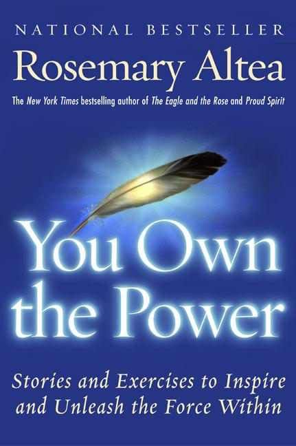 You Own the Power: Stories and Exercises to Inspire and Unleash the Force Within als Taschenbuch