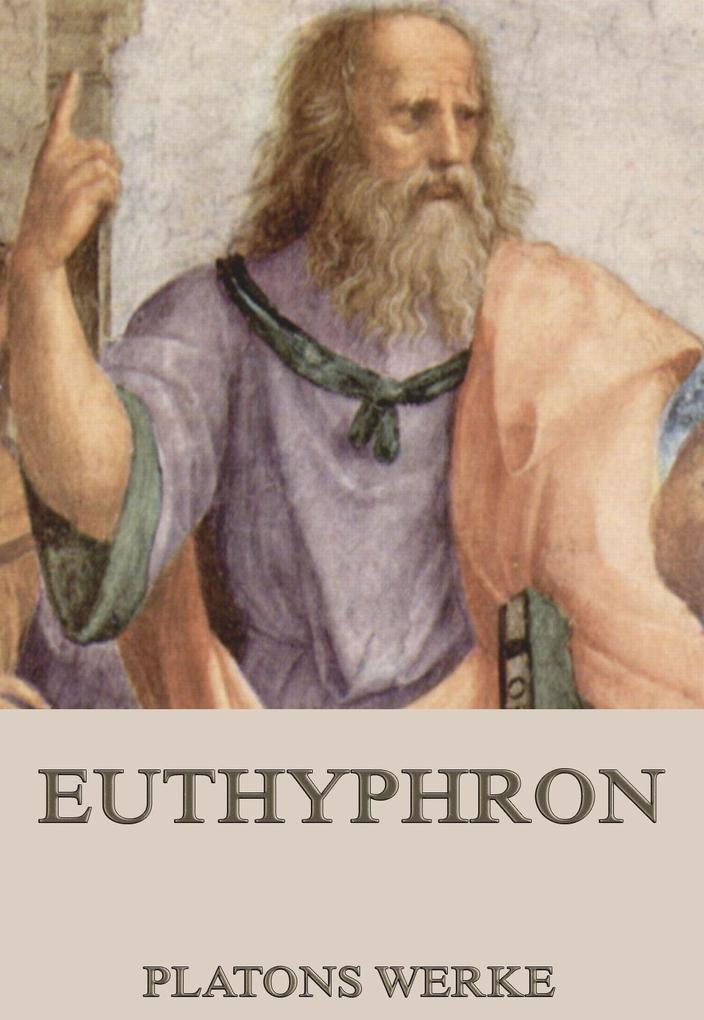 Euthyphron als eBook