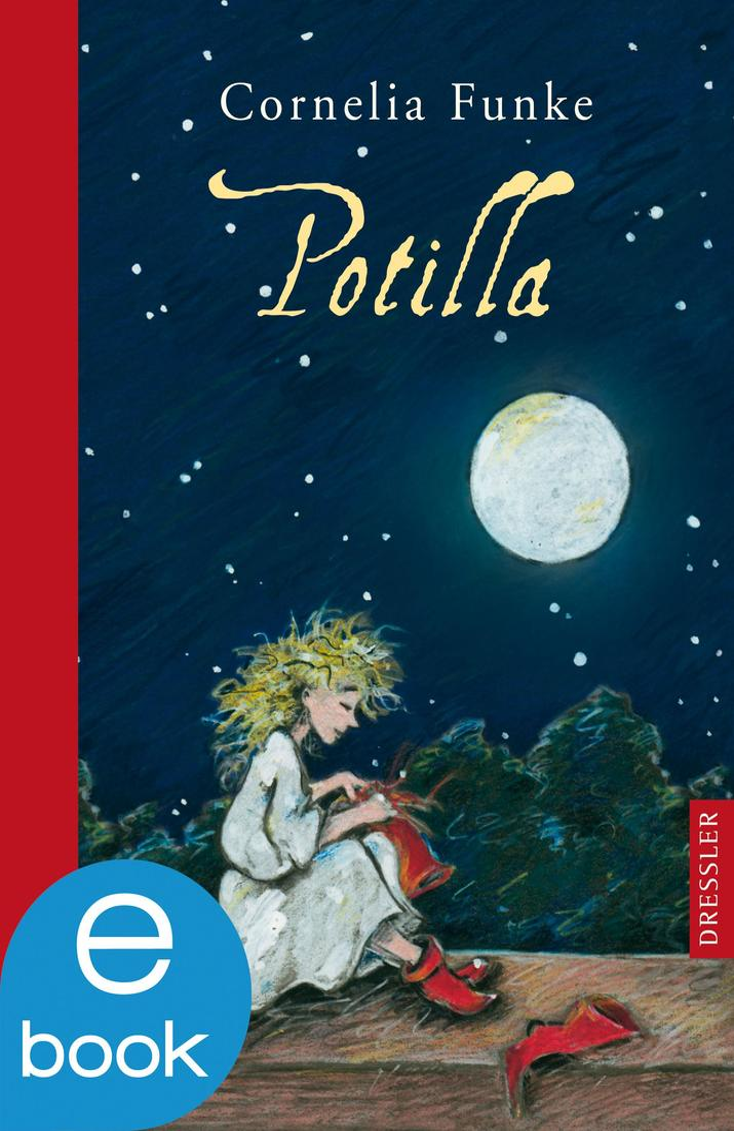 Potilla als eBook von Cornelia Funke