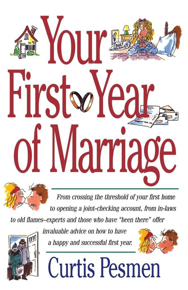 Your First Year of Marriage als Taschenbuch