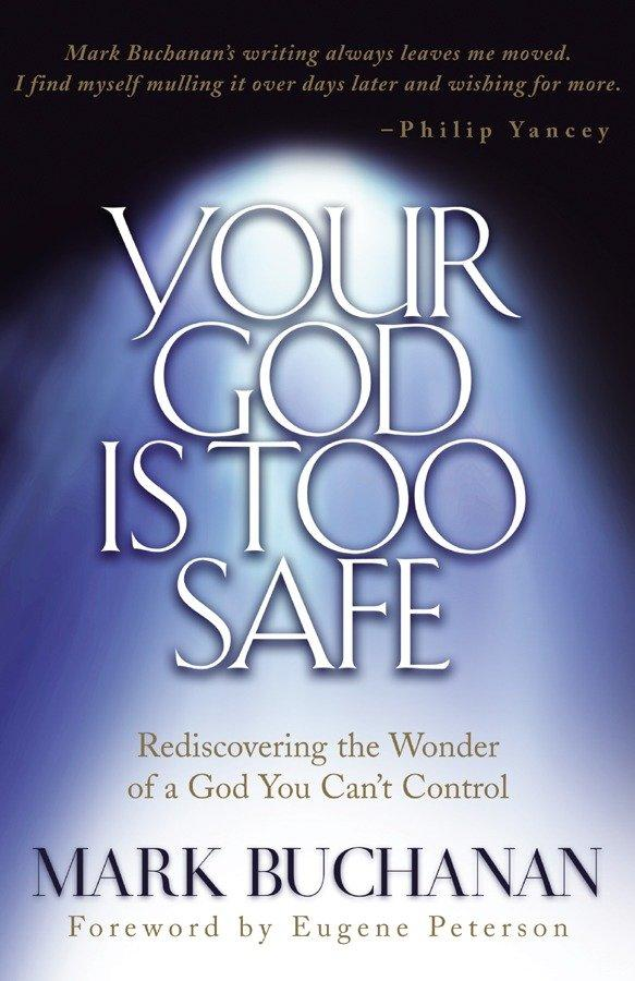 Your God Is Too Safe als Taschenbuch