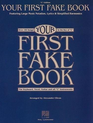Your First Fake Book als Taschenbuch
