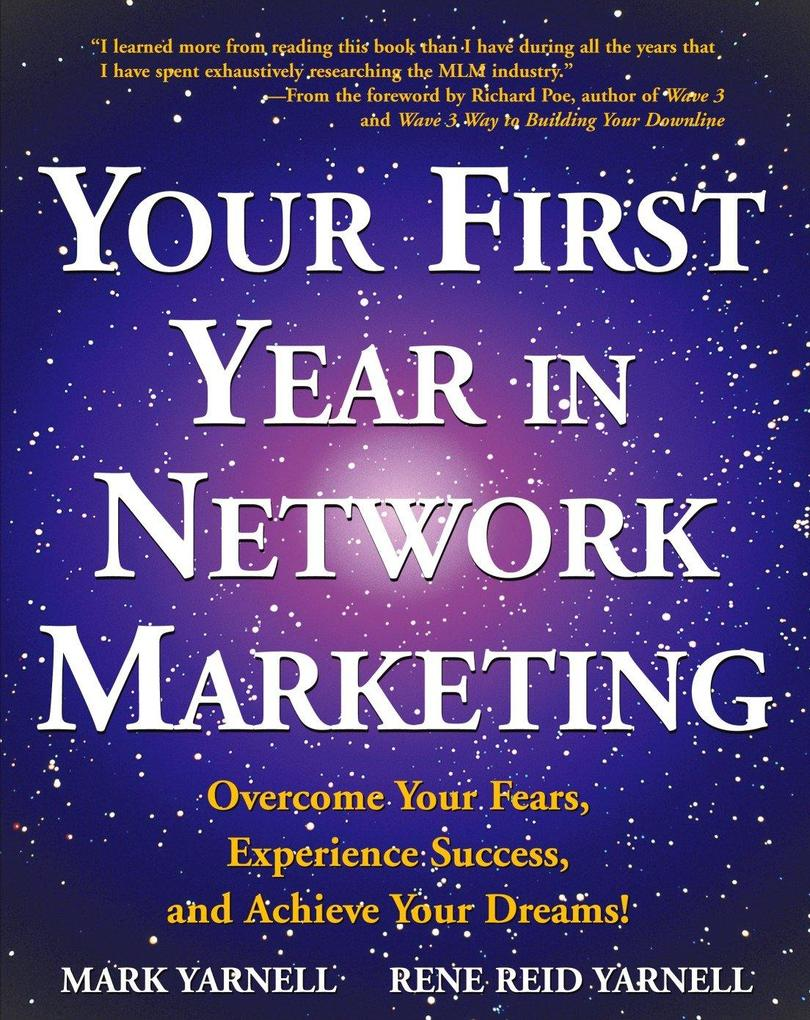Your First Year In Network Marketing als Taschenbuch