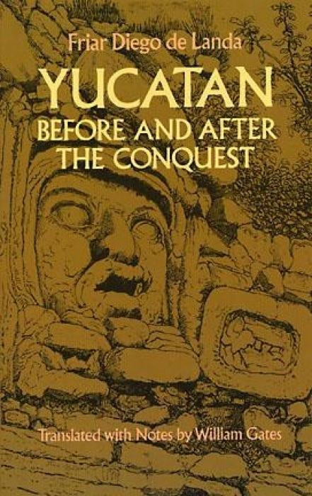 Yucatan Before and After the Conquest als Taschenbuch
