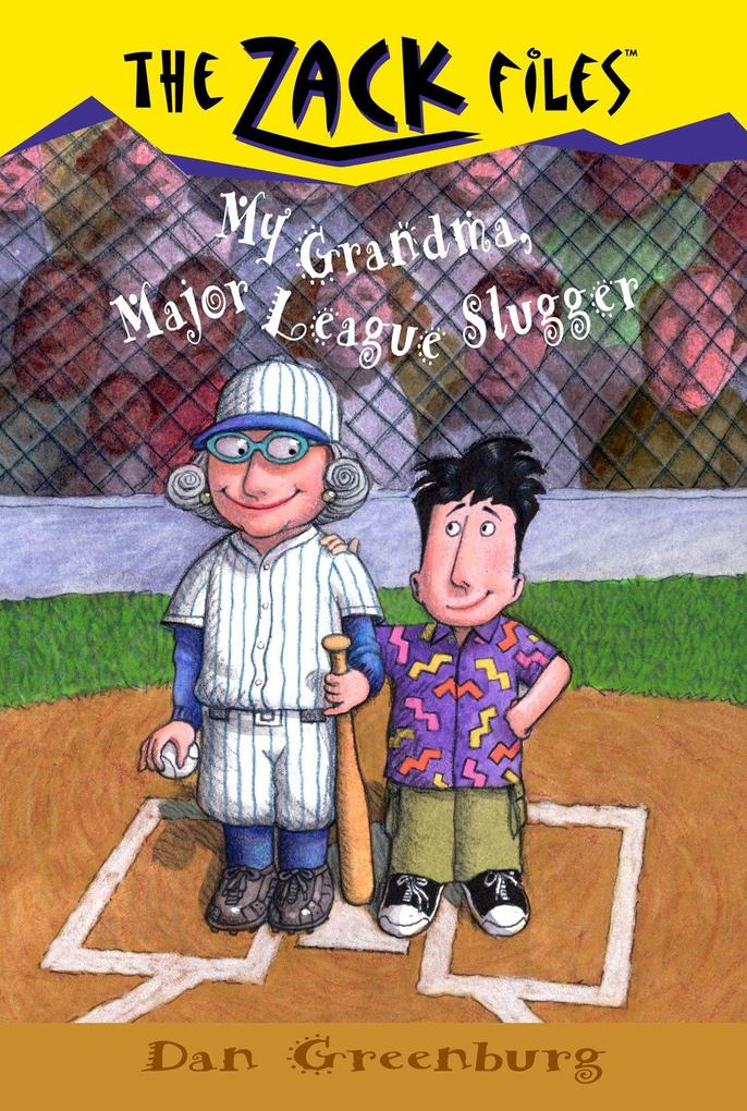 My Grandma, Major League Slugger als Taschenbuch