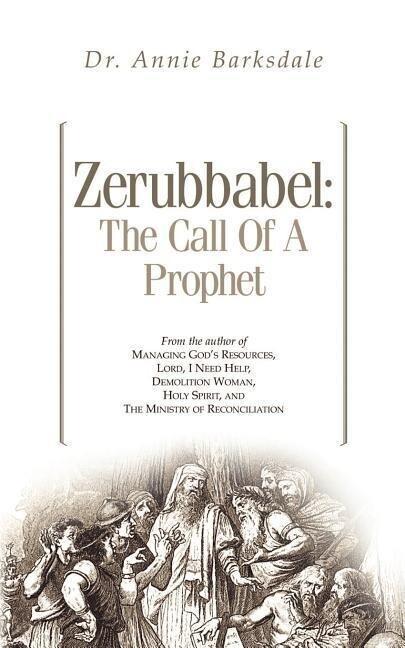 Zerubbabel: The Call of a Prophet als Taschenbuch