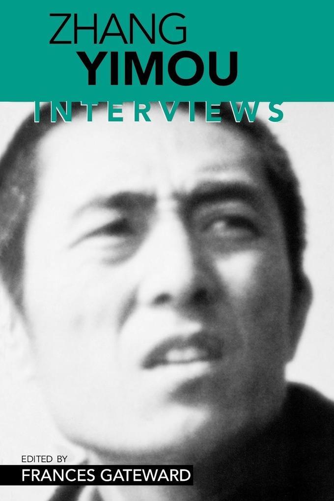 Zhang Yimou: Interviews als Taschenbuch