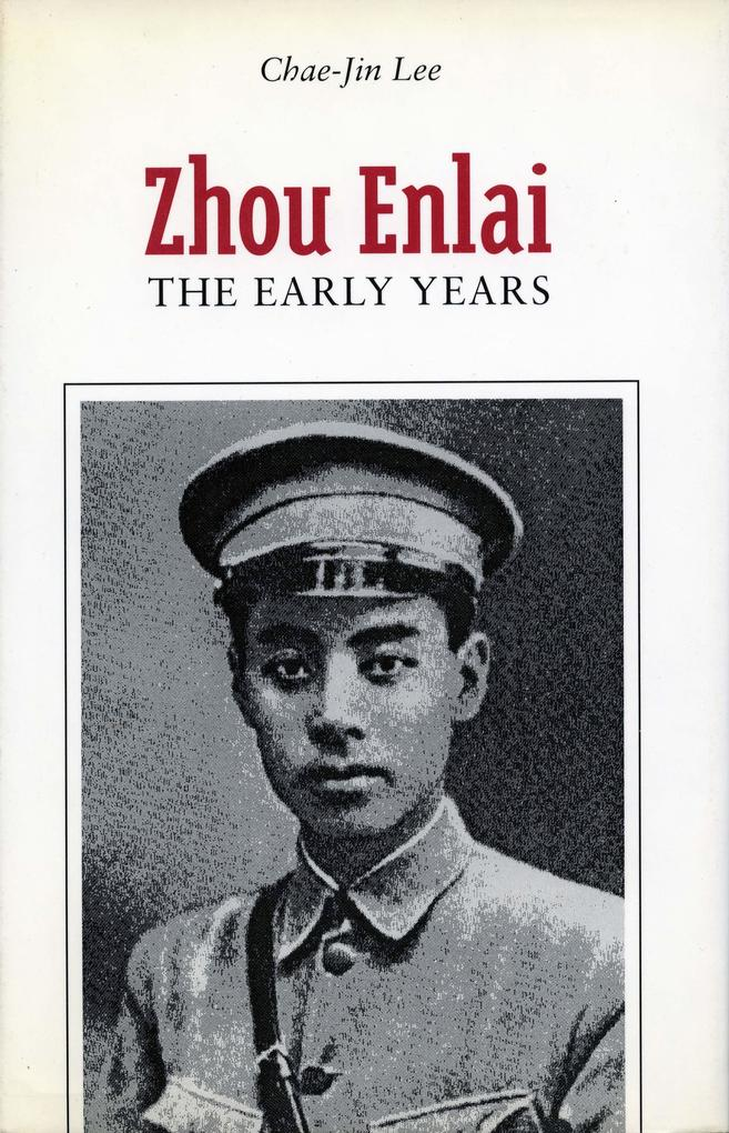 Zhou Enlai: The Early Years als Taschenbuch