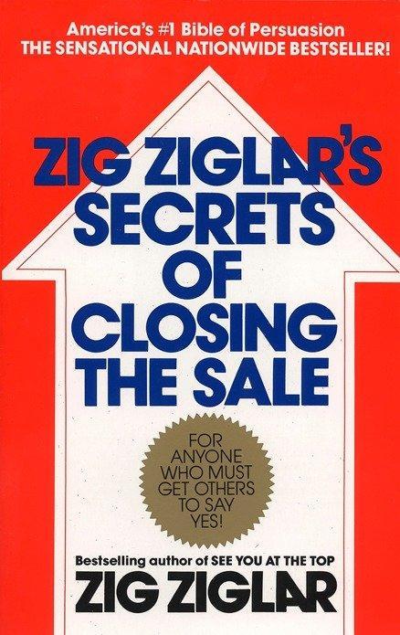 Zig Ziglar's Secrets of Closing the Sale als Taschenbuch