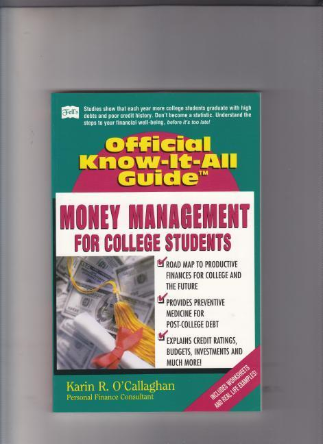 Money Management for College Students als Taschenbuch