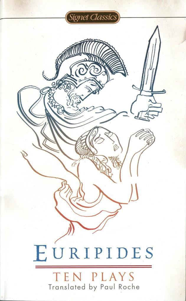 Euripides Ten Plays als Taschenbuch
