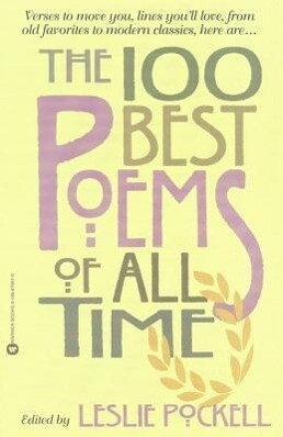 The 100 Best Poems of All Time als Taschenbuch
