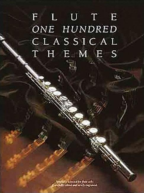 100 Classical Themes For Flute als Taschenbuch