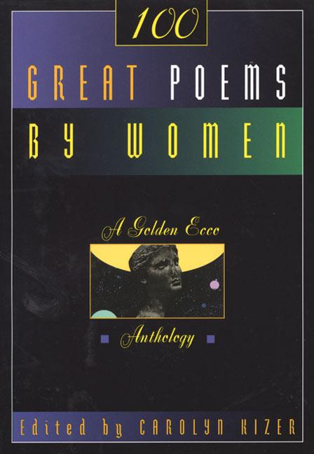 One Hundred Great Poems by Women als Taschenbuch