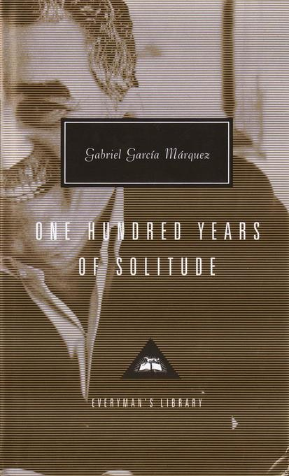 One Hundred Years of Solitude als Buch