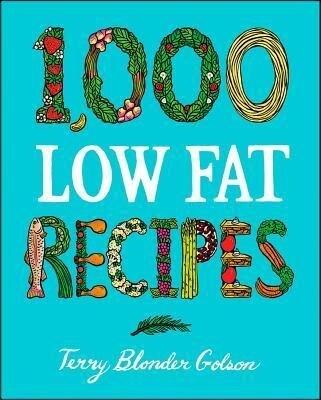 1,000 Low-Fat Recipes als Buch