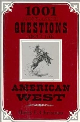1001 Most Asked Questions American West als Taschenbuch