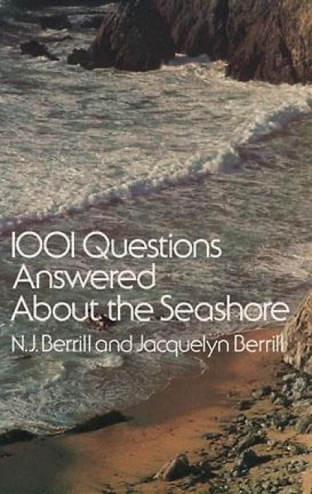 1001 Questions Answered about the Seashore als Taschenbuch