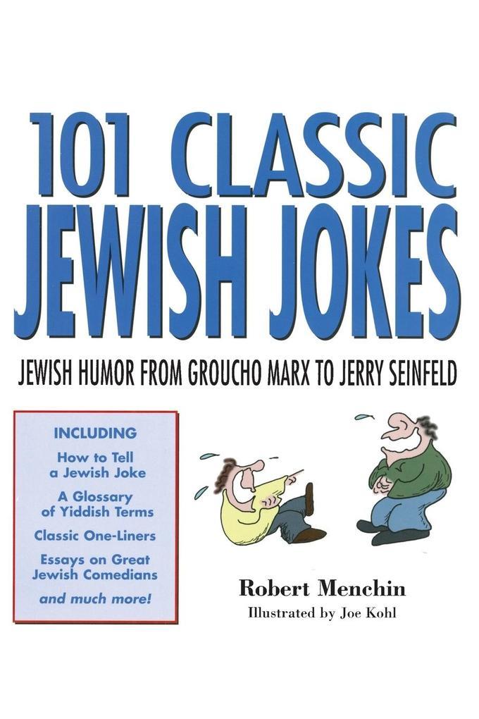 101 Classic Jewish Jokes als Taschenbuch