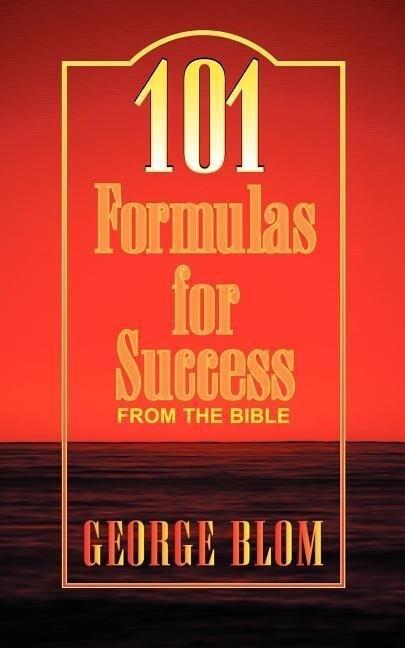 101 Formulas for Success als Taschenbuch