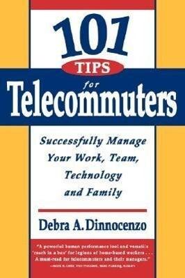 101 Tips for Telecommuters als Taschenbuch