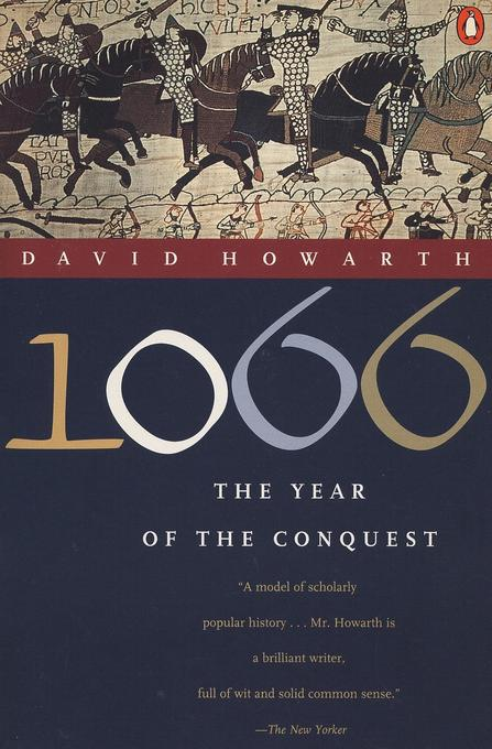 1066: The Year of the Conquest als Taschenbuch