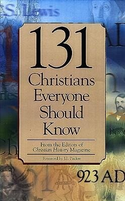 131 Christians Everyone Should Know als Taschenbuch
