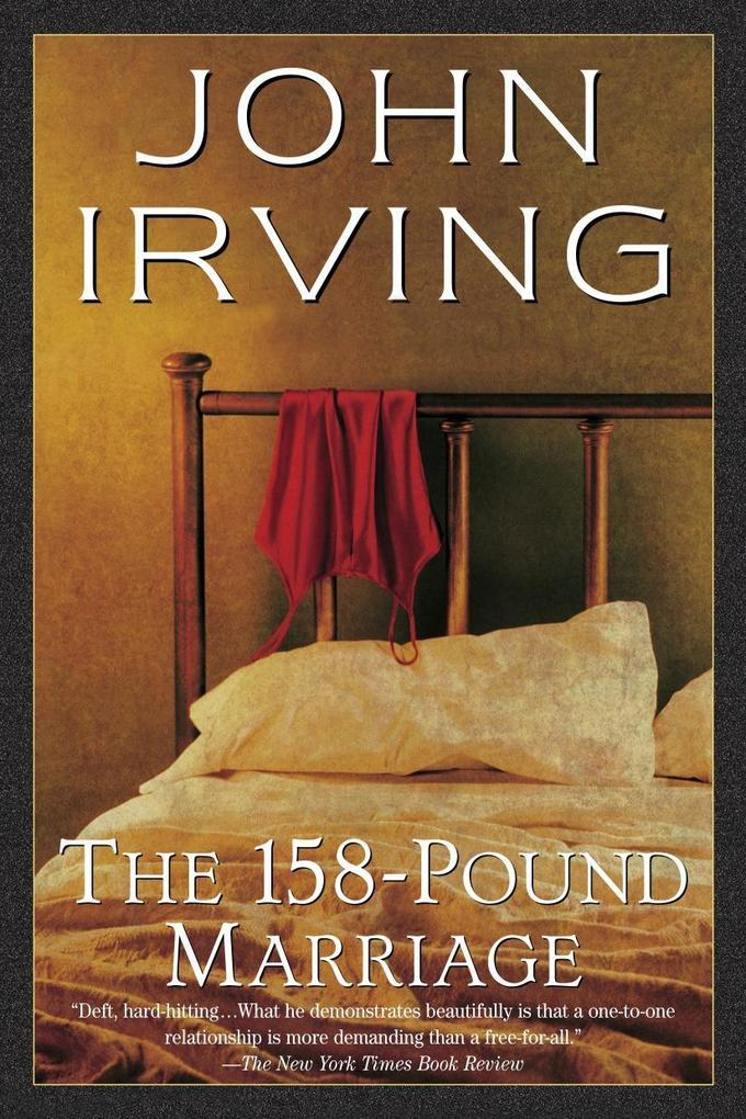 The 158-Pound Marriage als Taschenbuch