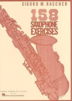 158 Saxophone Exercises als Taschenbuch