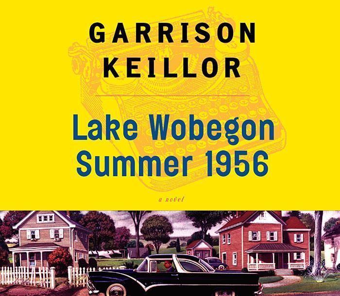 Lake Wobegon Summer 1956 als Hörbuch