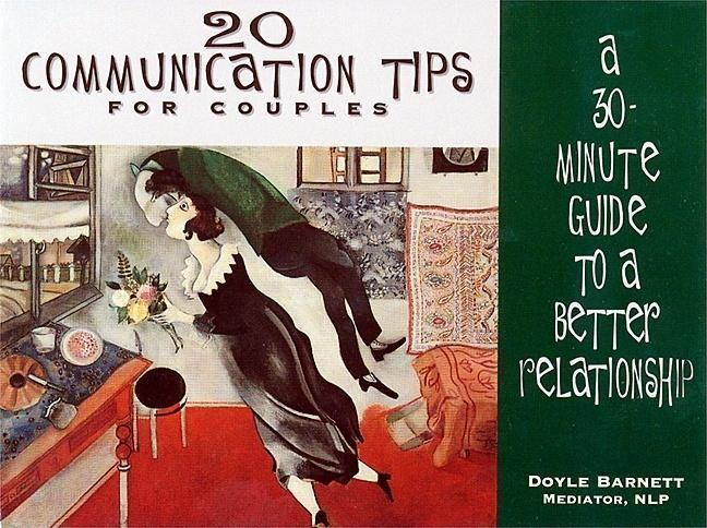 20 Communication Tips for Couples: A 30-Minute Guide to a Better Relationship als Taschenbuch