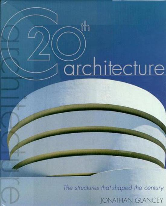 20th-Century Architecture als Buch