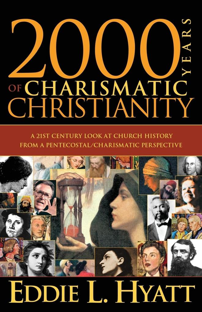 2000 Years of Charismatic Christianity als Taschenbuch