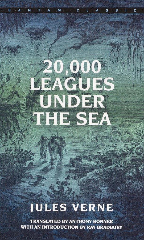 20,000 Leagues Under the Sea als Taschenbuch