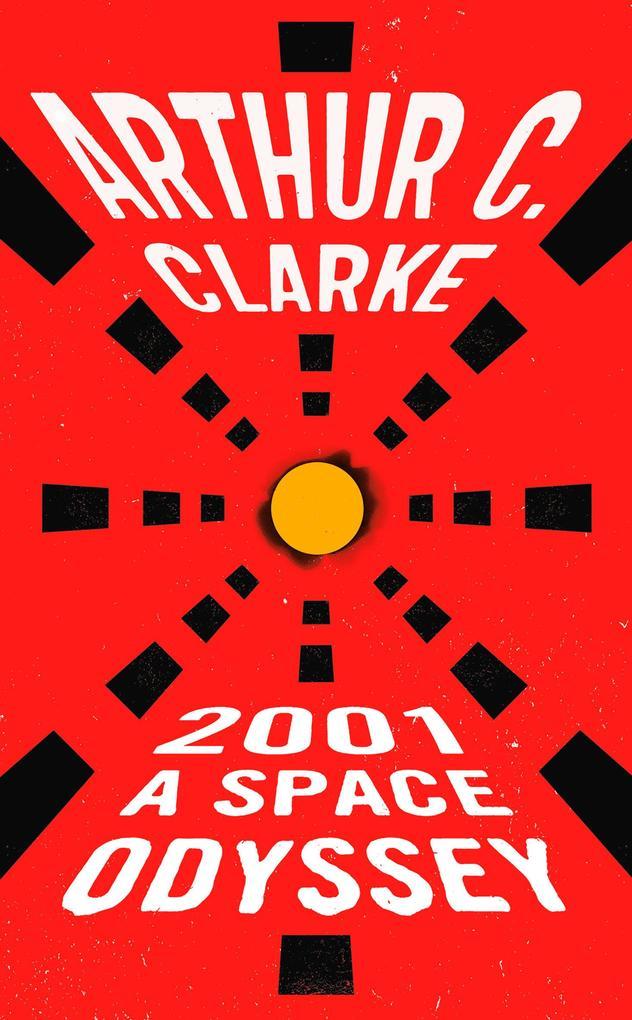 2001: A Space Odyssey als Taschenbuch