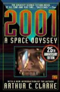 2001 a Space Odyssey als Taschenbuch