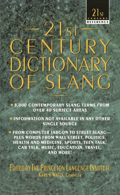 21st Century Dictionary of Slang als Taschenbuch
