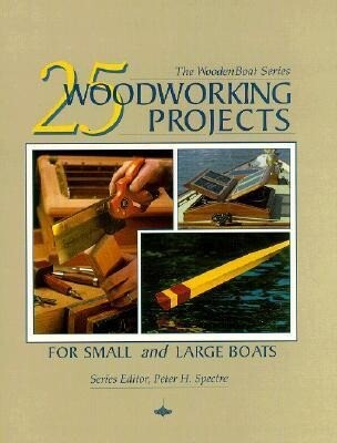 25 Woodworking Projects for Small and Large Boats als Taschenbuch