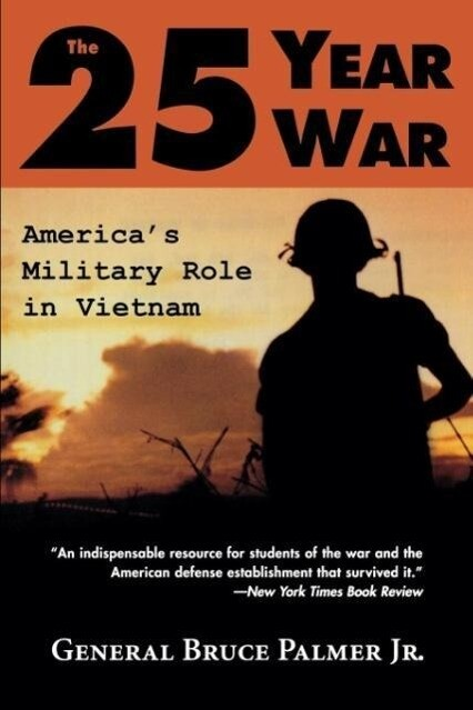 The 25-Year War als Taschenbuch