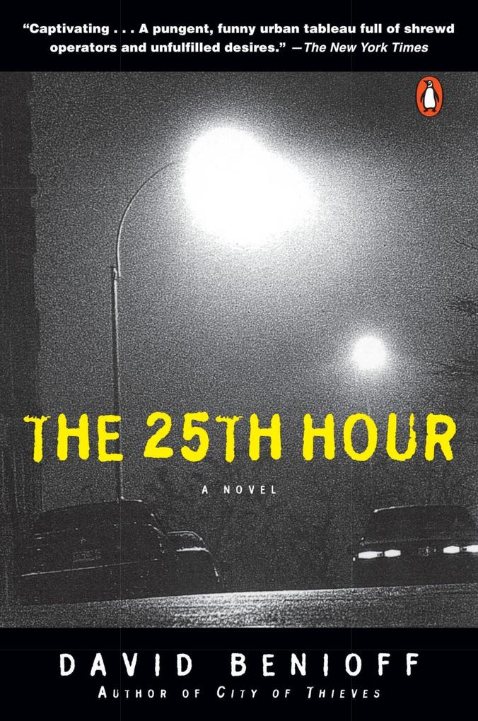 The 25th Hour als Taschenbuch