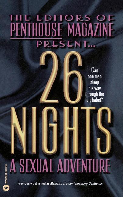 26 Nights: A Sexual Adventure als Taschenbuch
